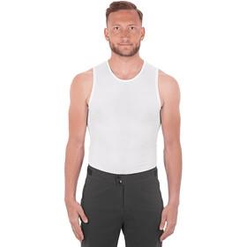 Cube Baselayer Mesh Shirt Heren, white